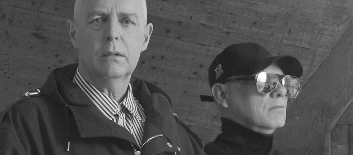 """Hotspot"" é o novo álbum dos Pet Shop Boys"
