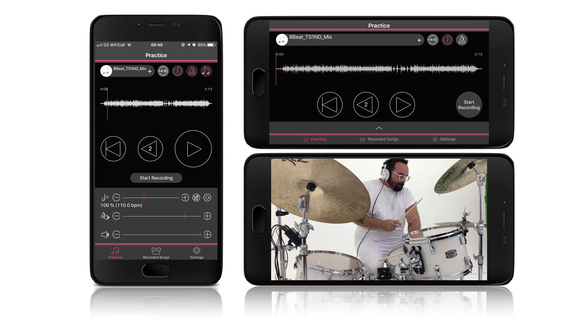 Yamaha Rec'n'Share, App Gratuita em Android