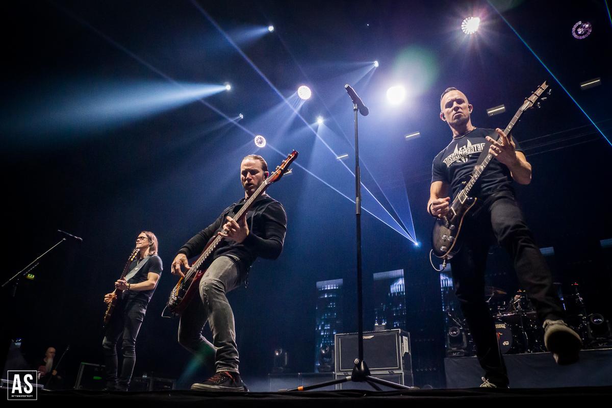 Alter Bridge editam EP ao vivo em Novembro