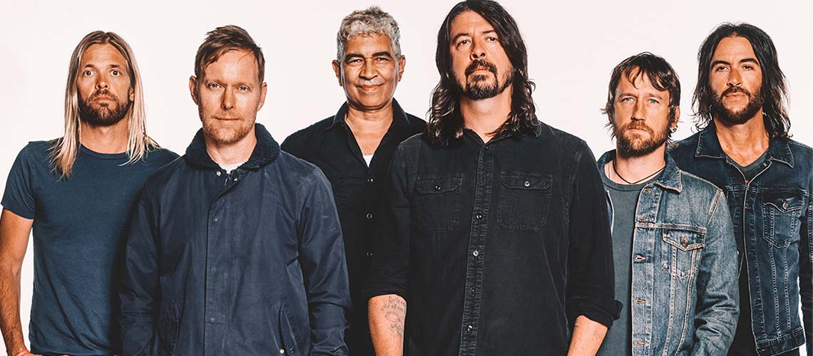 Foo Fighters, The National e Liam Gallagher confirmados para o Rock in Rio Lisboa 2021