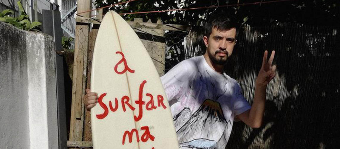 Passatempo Sabotage ENCERRADO: Temos bilhetes para o concerto de Luís da Riviera