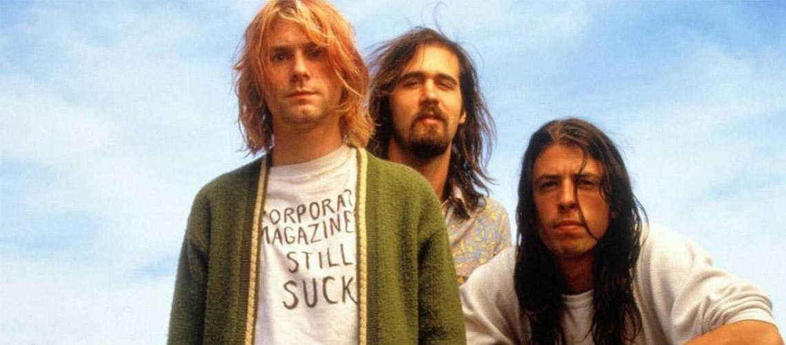 """""""Nevermind"""" 30th Anniversary Com Surpresas Para os Fãs dos Nirvana"""