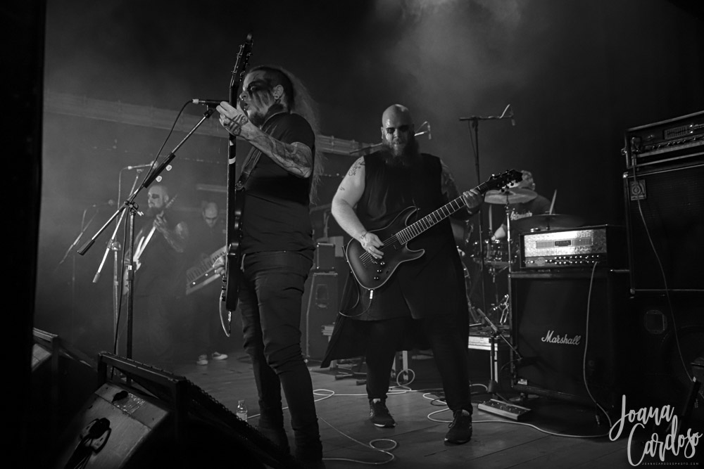 Under The Doom 2019: As fotoreportagens Alcest, Daylight Dies, Consecration, Wells Valley e Petrichor