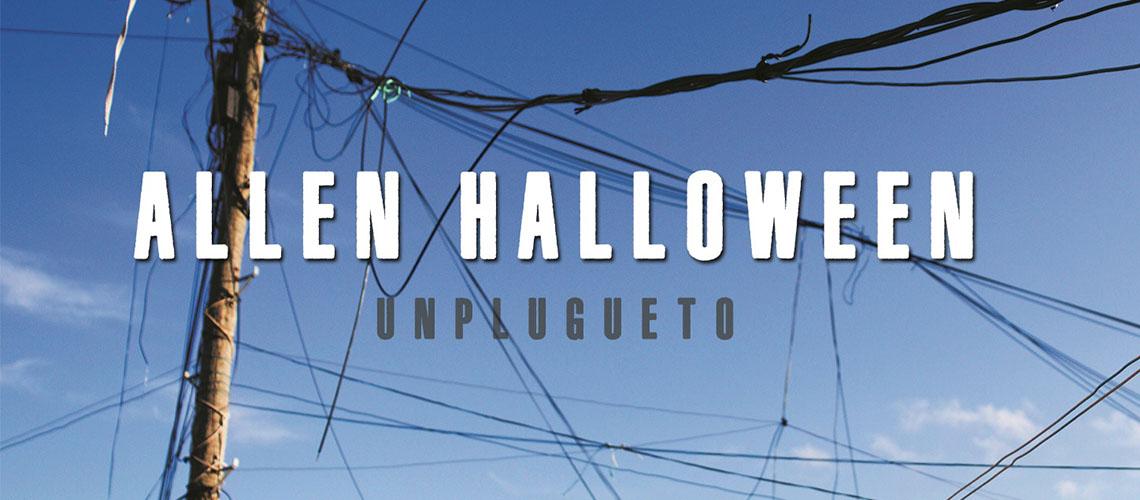 """Ouve o novo álbum de Allen Halloween, """"Unplugueto"""""""