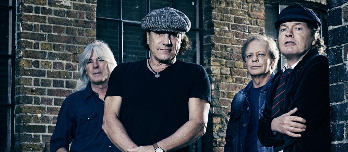 Regresso dos AC/DC com Brian Johnson cada vez mais real