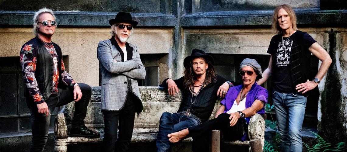 Aerosmith em Portugal em 2020