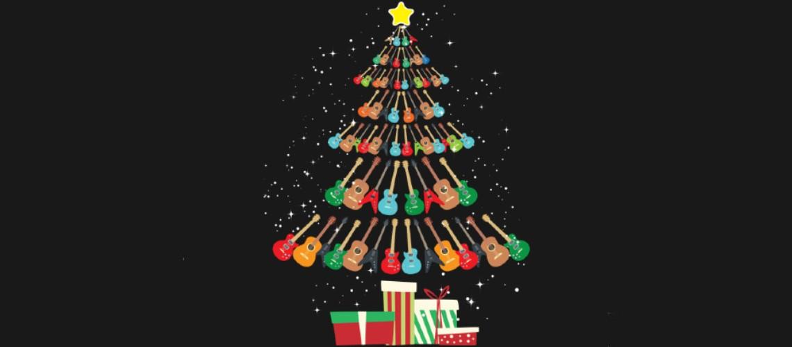 Prendas de Natal para Músicos, Equipamento e Acessórios