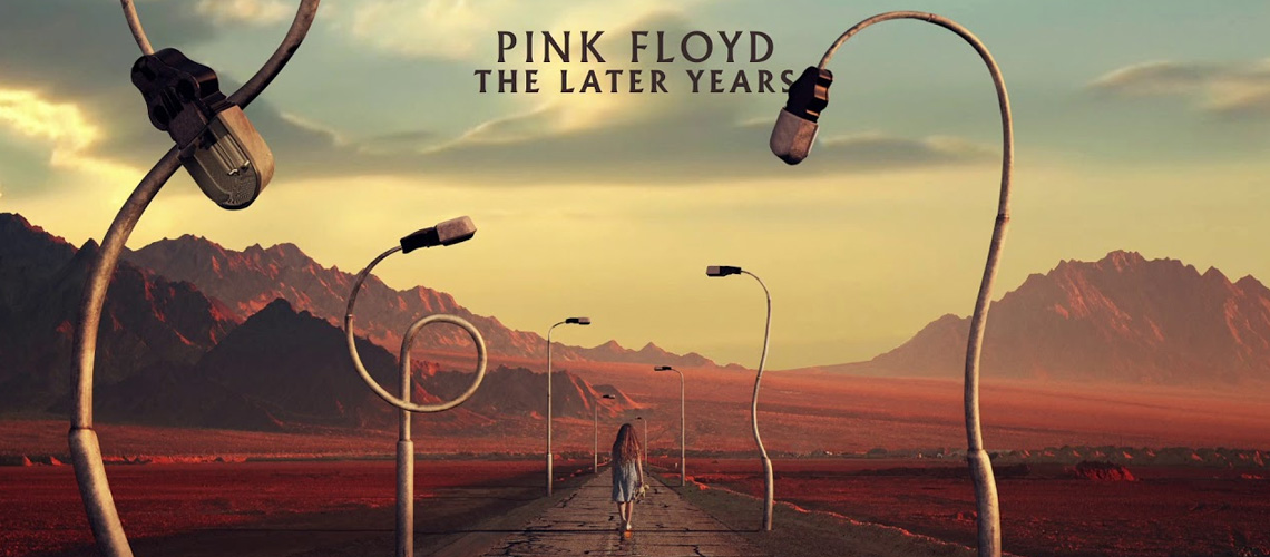 "Pink Floyd: Ouve ""The Later Years"" em streaming"