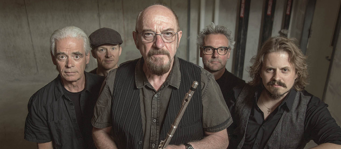 Jethro Tull confirmados no festival algarvio South Sound Arts Festival [CANCELADO]