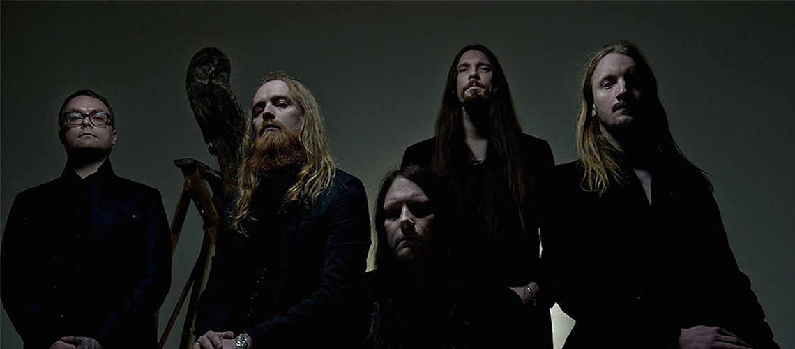 """The Winter Of Our Passing"", a nova dos Katatonia"