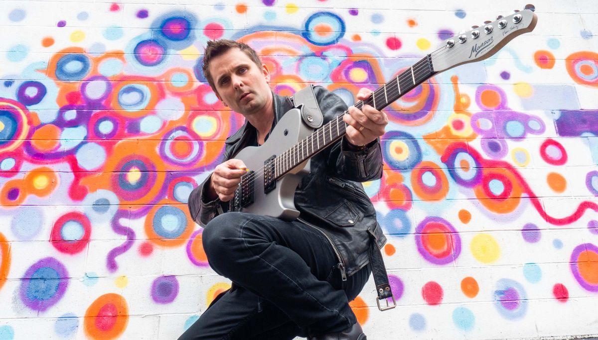 NAMM 2020: Cort & Manson, Nova Guitarra com Assinatura de Matt Bellamy dos Muse