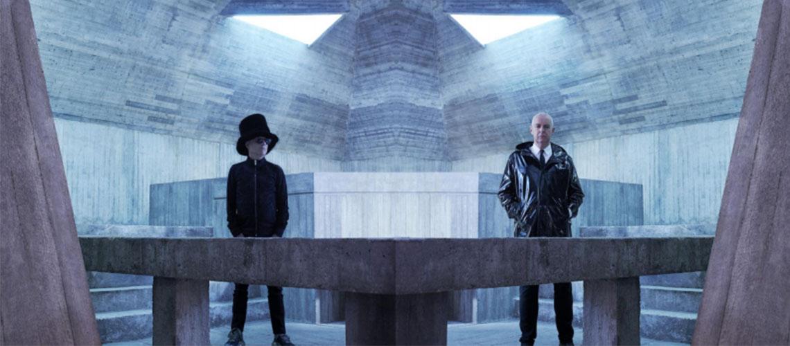 "Novo single dos Pet Shop Boys, ouve ""Monkey Business"""