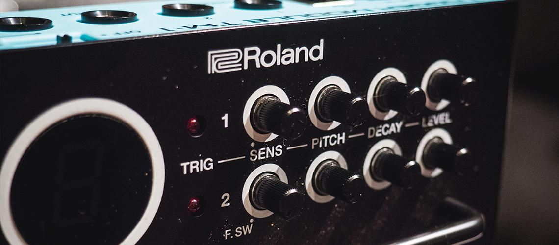 Gonçalo Correia [Process Of Guilt] Vs. Roland TM-1