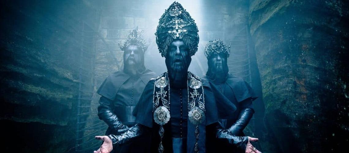 Afinal, Behemoth não acompanham Slipknot no concerto de Lisboa