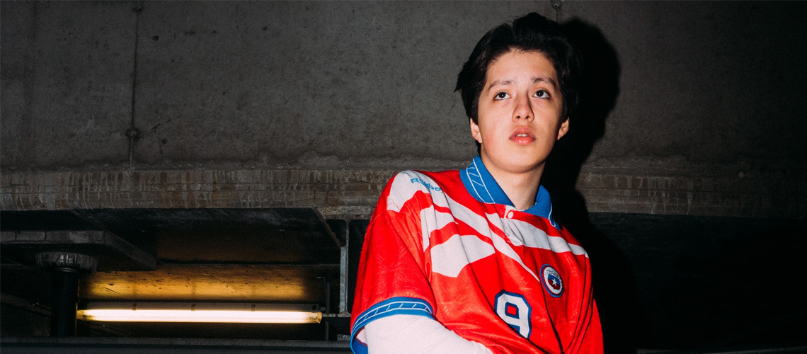 Boy Pablo no Super Bock Super Rock 2020