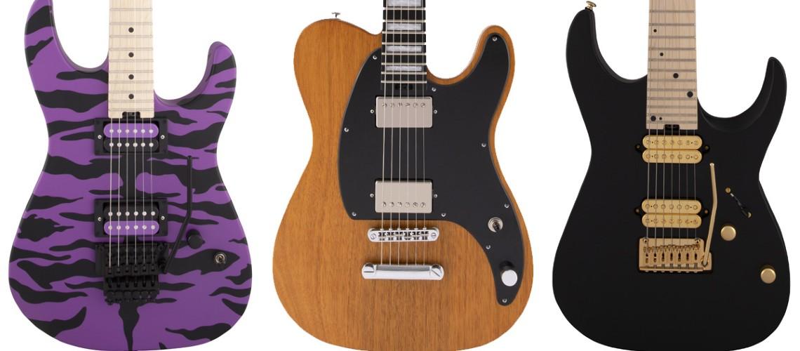 NAMM 2020: Novas Guitarras de Assinatura na Charvel