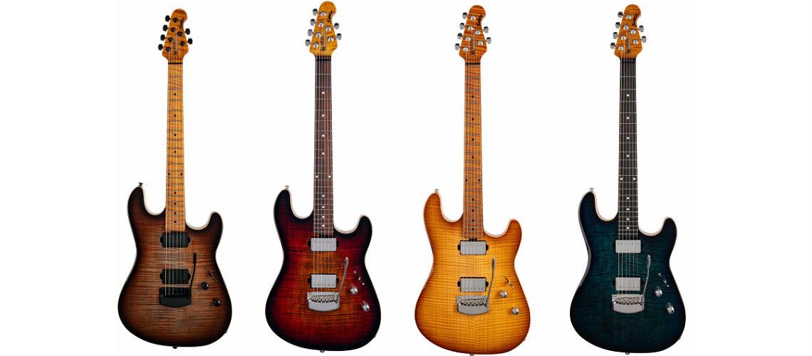 NAMM 2020: Nova Guitarra Music Man Sabre