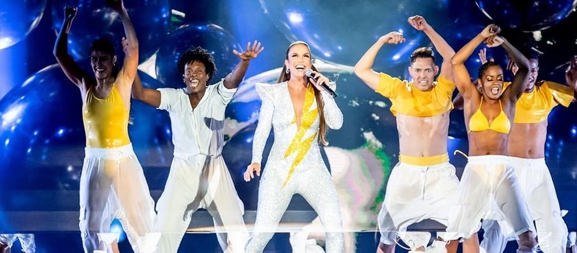 Ivete Sangalo actua pela 10ª vez no Rock In Rio Lisboa 2020