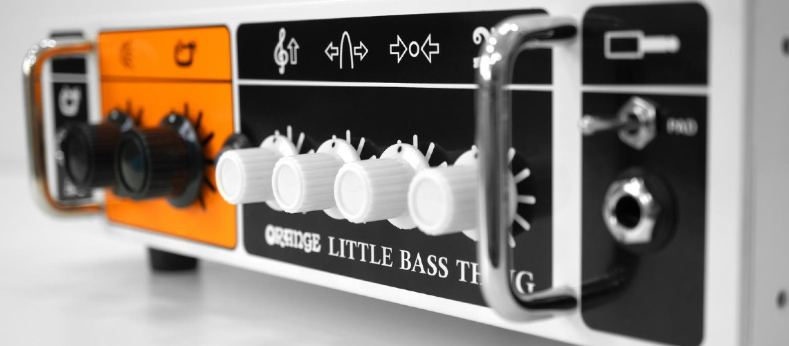 NAMM 2020: Orange Little Bass Thing