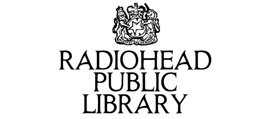 A Compreensiva e Detalhada Biblioteca dos Radiohead