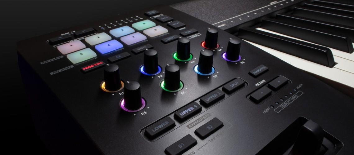 NAMM 2020: Roland, A-88MkII MIDI 2.0