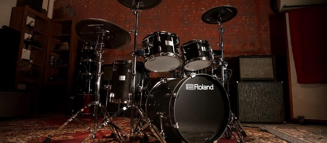 NAMM 2020: V-Drums Acoustic Design