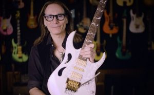 steve vai ibanez paradise is art