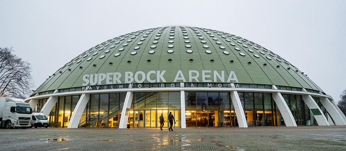 Super Bock Arena – Pavilhão Rosa Mota, Acústica & Coração de Cristal