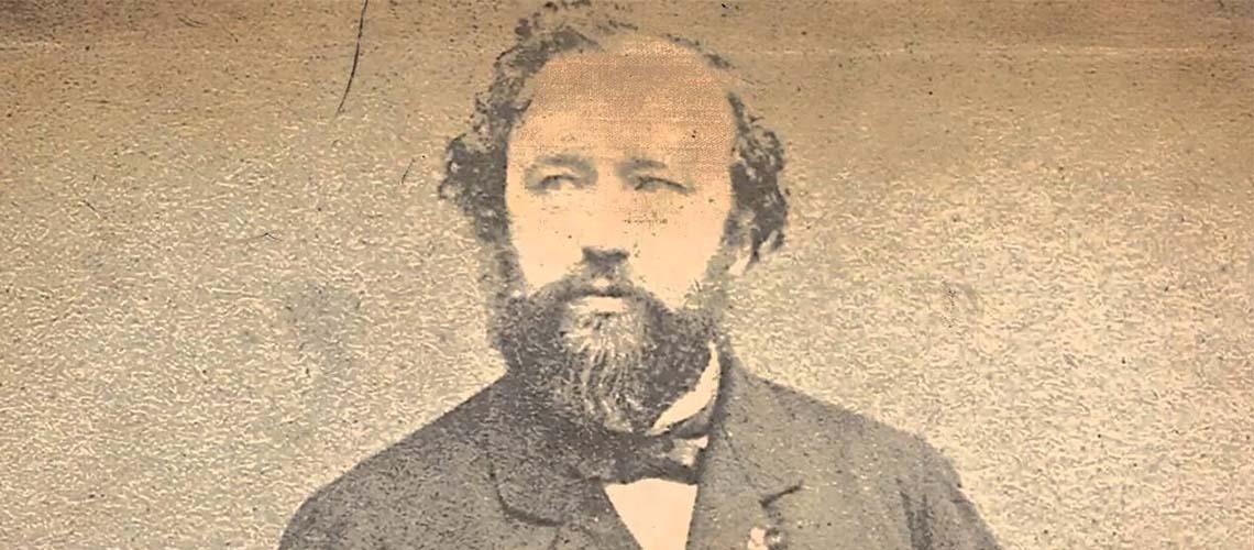 O Exótico Adolphe Sax, Inventor do Saxofone