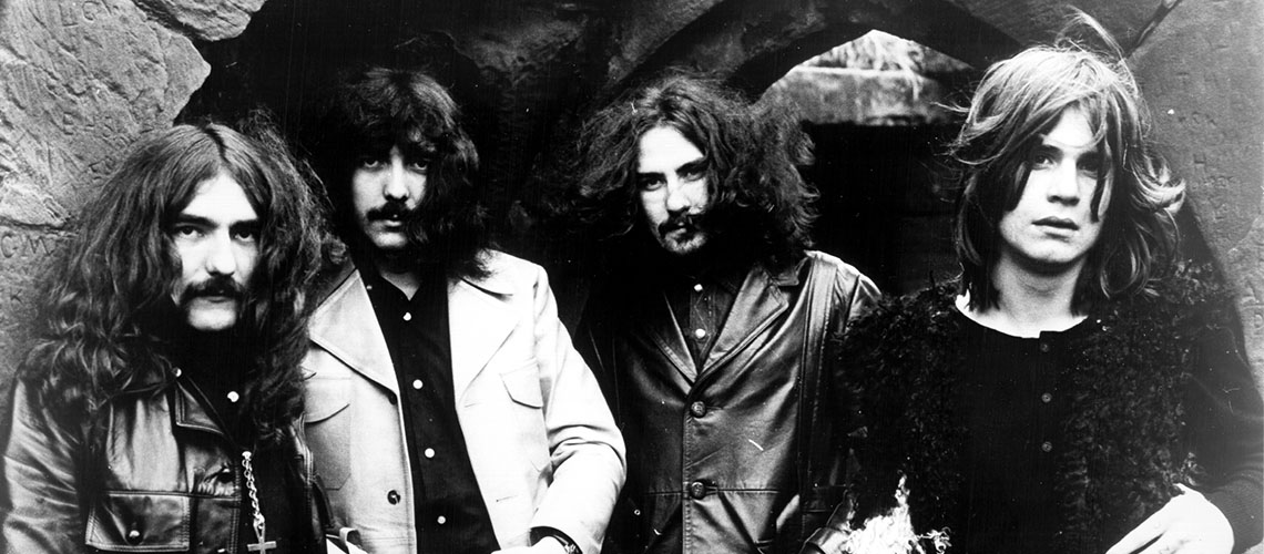 Está quase, quase aí a Ultimate Collection dos Black Sabbath