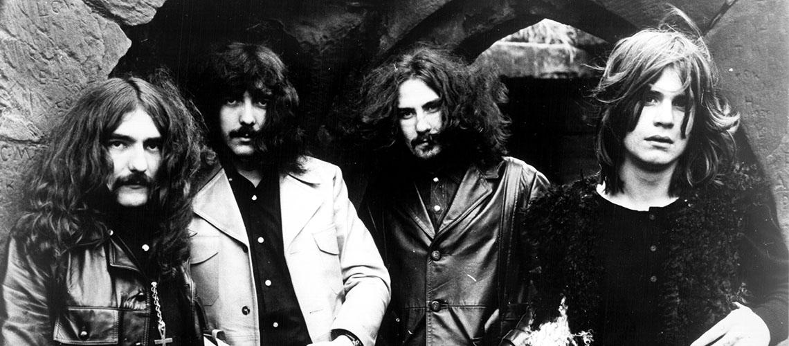 Black Sabbath Celebram 50º Aniversário em Londres