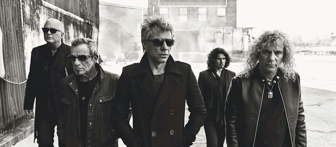 Bon Jovi: single escrito a meias com os fãs e disco novo em Outubro