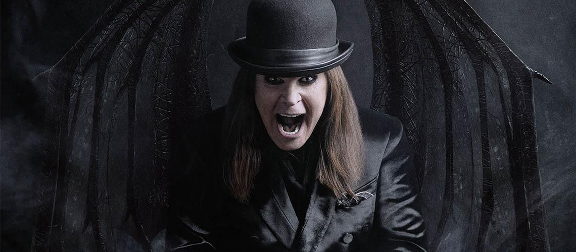 """Ouve o novo álbum a solo de Ozzy Osbourne, """"Ordinary Man"""""""