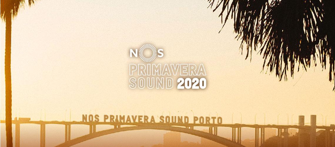 NOS Primavera Sound 2020 adiado: novas datas em Setembro