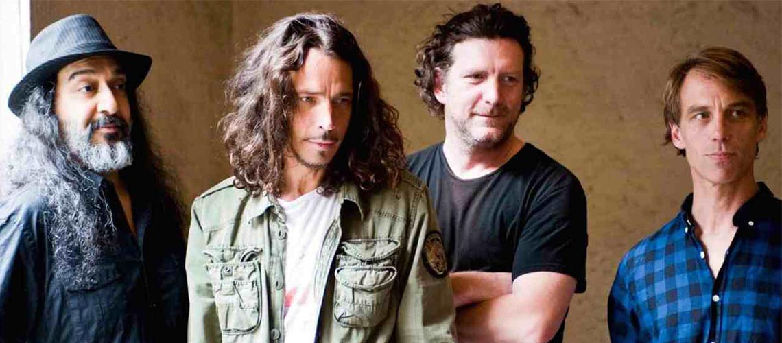 Os Soundgarden Souberam da Morte de Chris Cornell pelo Facebook