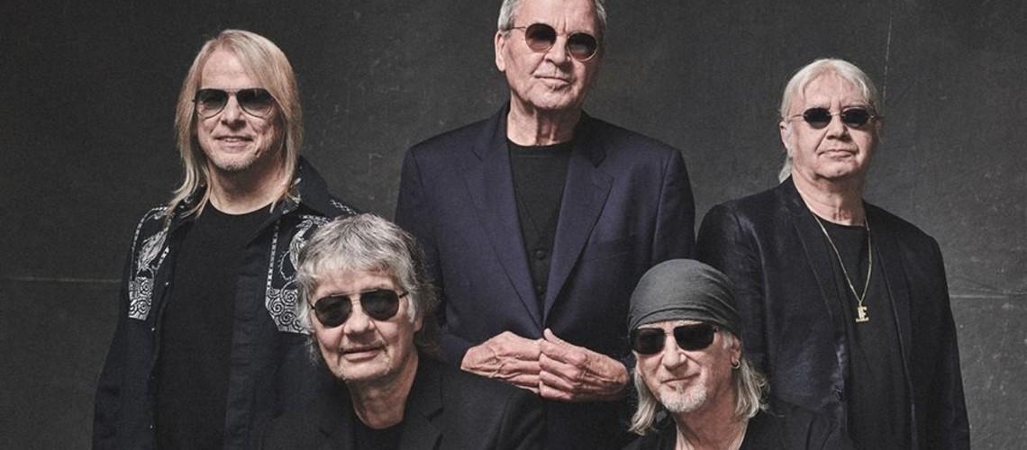Deep Purple, Novo Álbum em Junho 2020