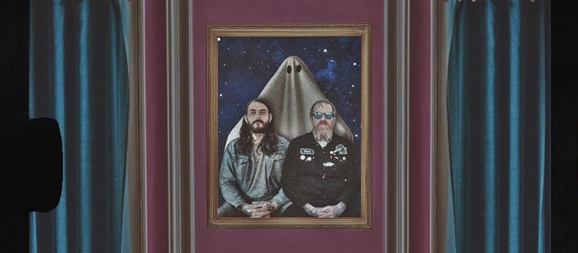 """Fantasma: """"Morder Para Sangrar"""", a parceria de Mike Ghost com Brent Hinds, dos Mastodon."""