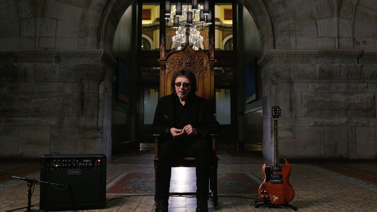 Icons: Tony Iommi em Entrevista