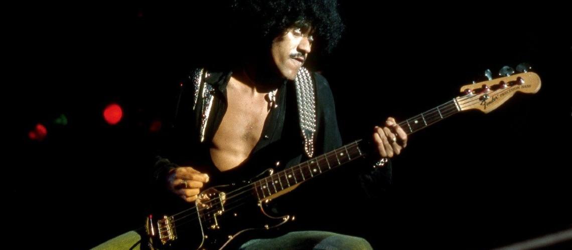 Os 50 Anos dos Thin Lizzy