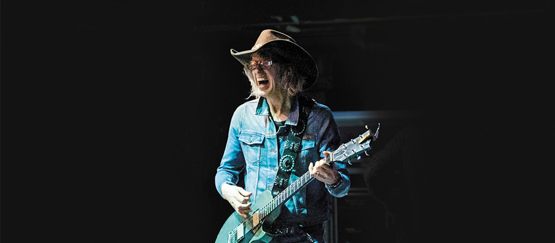 The Waterboys no North Music Festival 2020