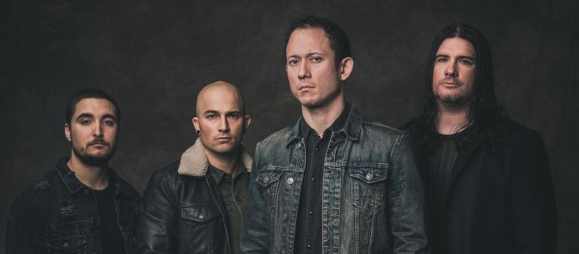 """Trivium anunciam novo álbum """"What The Dead Men Say"""""""