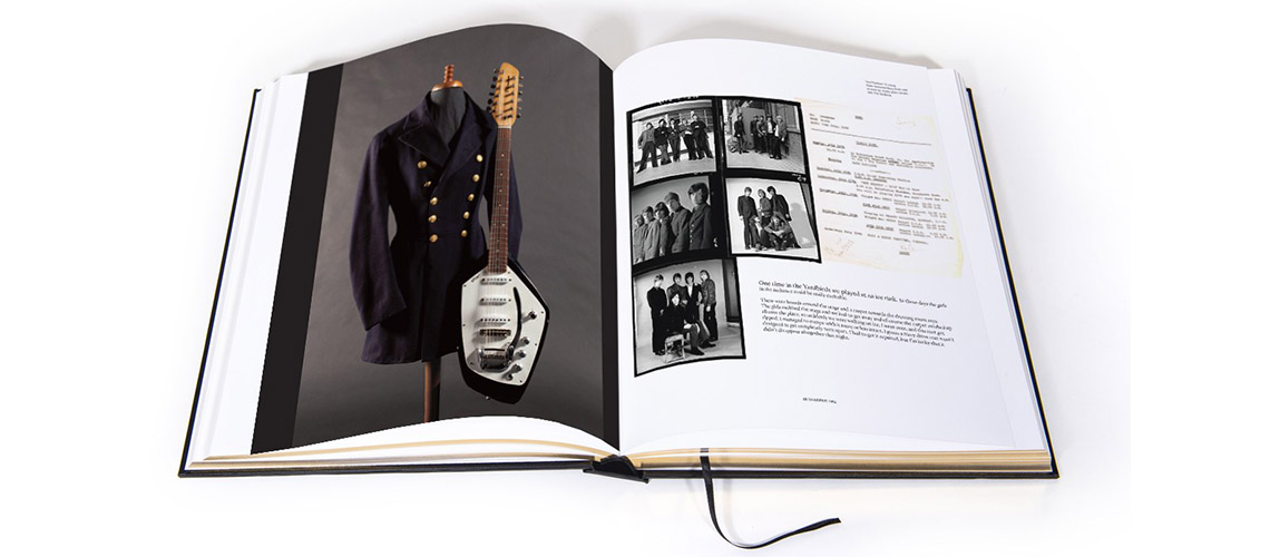"Jimmy Page partilha vídeo a antecipar lançamento do novo livro, ""Jimmy Page: The Anthology"""