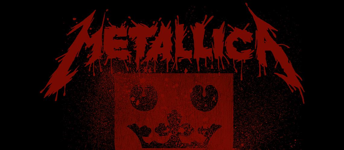 #MetallicaMondays: Todas as segundas podes ver um concerto de Metallica em streaming