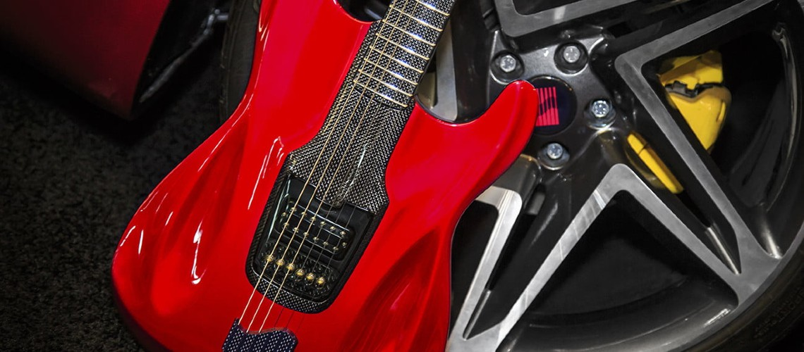 Fender & Saleen Automotive, Stratocaster 1