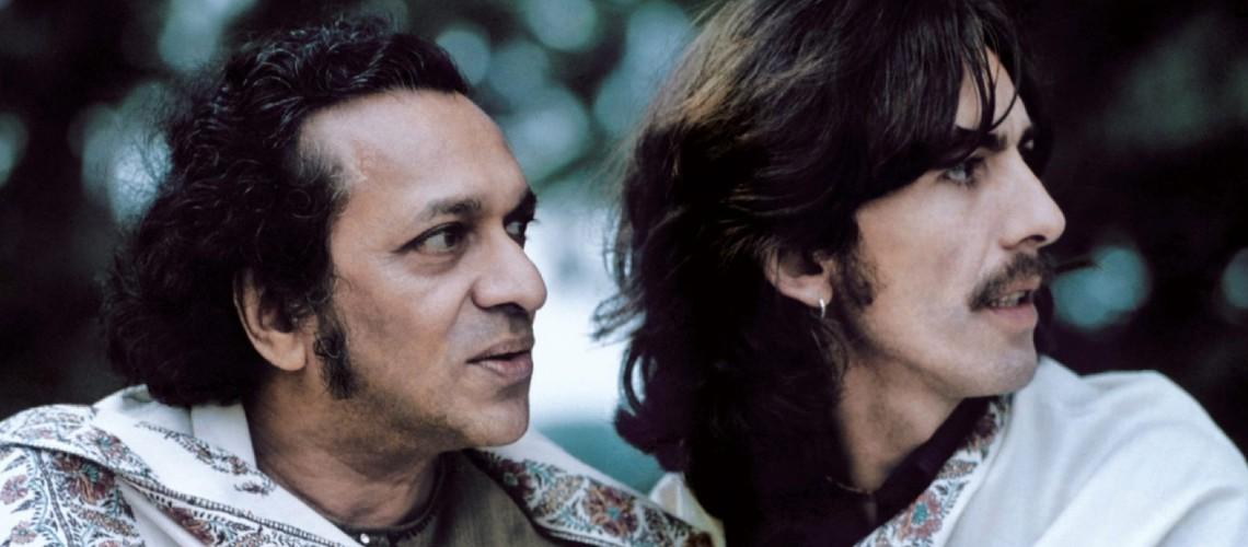 RDS 2020: George Harrison & Ravi Shankar