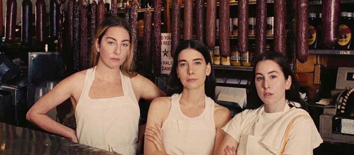 """Women in Music Pt. III"", o novo álbum das Haim, já está disponível em streaming"