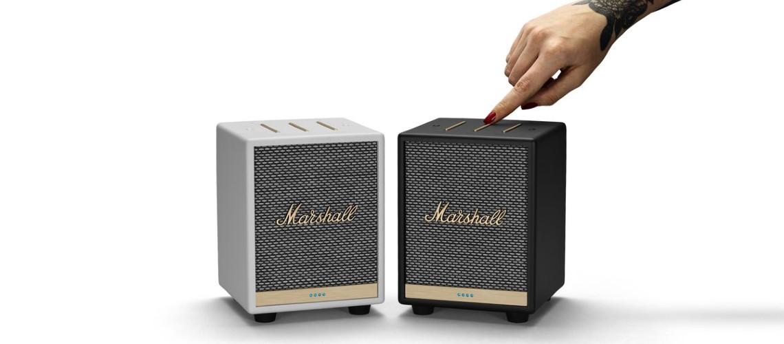 Marshall Uxbridge, A Nova Coluna de Sala