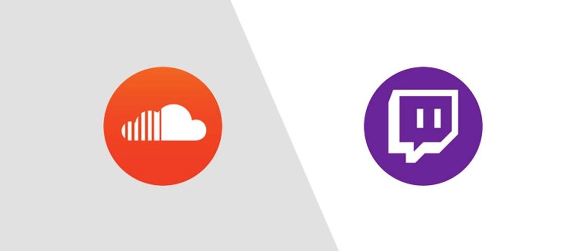 Soundcloud e Twitch unem-se para ajudar artistas