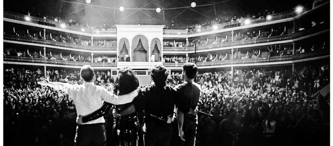 The Gift disponibilizam documentário sobre os concertos nos Coliseus em 2018