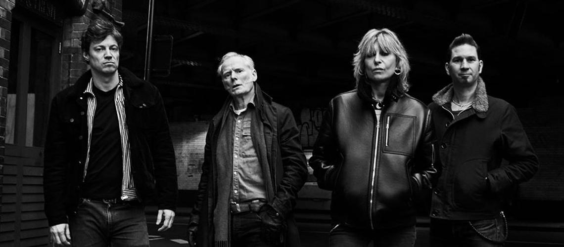 """""""Hate For Sale"""" é o novo álbum dos Pretenders e já o podes ouvir"""